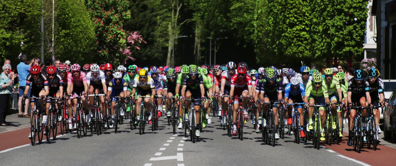 Giro 2016 De Steeg peleton