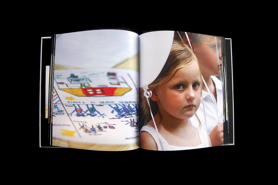 Jikke Fotografie & Vormgeving Herinneringsboek familie, groot formaat
