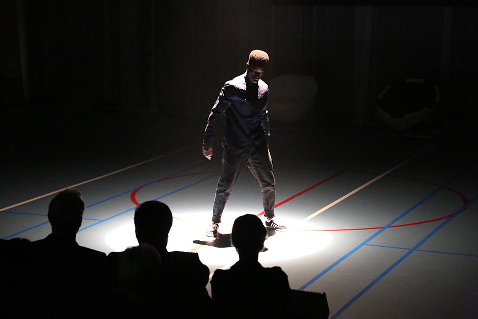 Overhandiging Sportalbum Jurryt van de Vooren Jan Rijpstra aan Koning Willem-Alexander, dans Eindhovense dansgroep Ruggeds, Jikke Fotografie en Vormgeving De Steeg