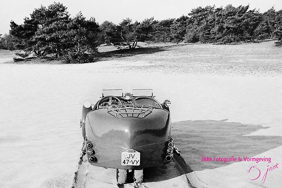 15 jaar Jikke Fotografie & Vormgeving Duckhunt Car Design Lomax 01