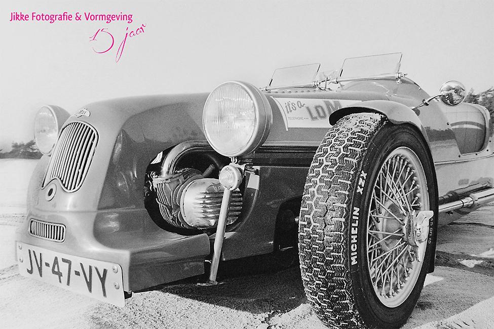 15 jaar Jikke Fotografie & Vormgeving Duckhunt Car Design Lomax 03
