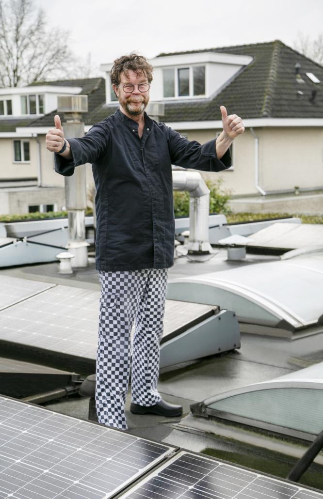 Tom van Otterloo bakkerij De Steeg Wat is jouw Rheden zonnepanelen